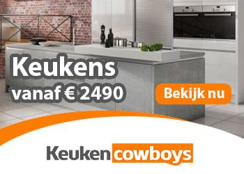 Keukencowboys keukens