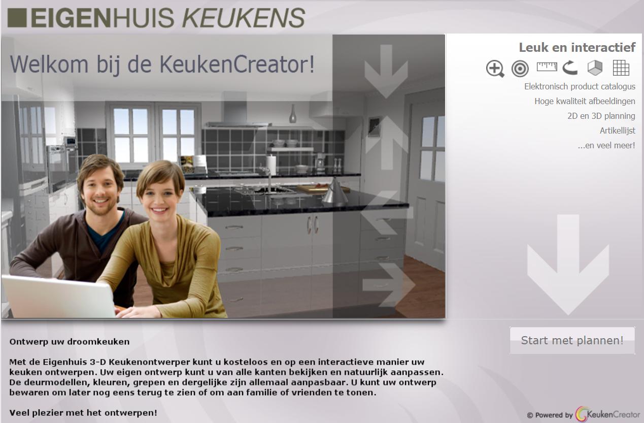 Eigen Huis Keukens : Eigenhuis keuken ontwerpen? ontwerp eigenhuis keuken 3d